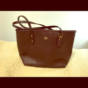 Coach City Tote